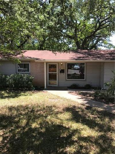 Hays County, Travis County, Williamson County Single Family Home Pending - Taking Backups: 5005 Glencoe Cir