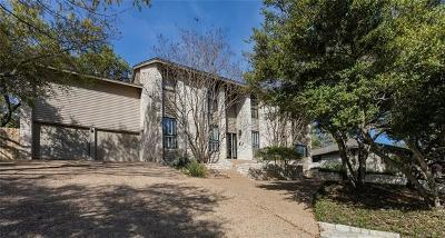 Austin Single Family Home Pending - Taking Backups: 3710 Hidden Hollow