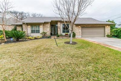 Austin Single Family Home For Sale: 3302 Big Bend Dr