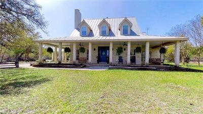 Wimberley Single Family Home For Sale: 375 Windmill Cv