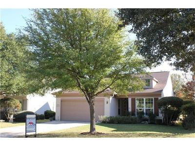 Georgetown Single Family Home For Sale: 510 Sundance Ln