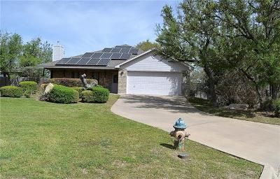 Lampasas Single Family Home For Sale: 2103 Rocky Mountain Dr