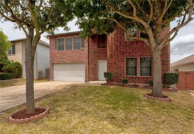 Hays County, Travis County, Williamson County Single Family Home For Sale: 6512 Marble Creek Loop