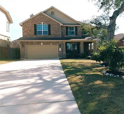 Austin Single Family Home For Sale: 6609 Antigo Ln