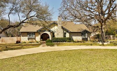 Round Rock Single Family Home Pending - Taking Backups: 3906 Chert Dr