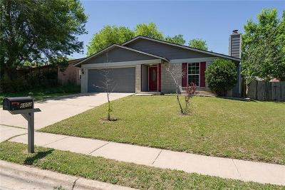 Single Family Home For Sale: 6802 Lunar Dr