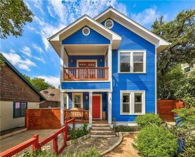 Austin Single Family Home Pending - Taking Backups: 803 W Mary St