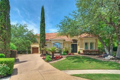 Austin Single Family Home Pending - Taking Backups: 1904 Holiday Hills Cv