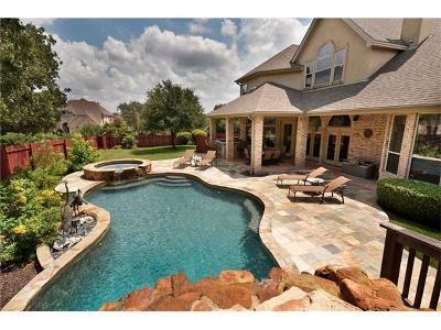 Austin Single Family Home For Sale: 10205 Fossmoor St