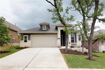 Georgetown Single Family Home For Sale: 125 Falabella Trl