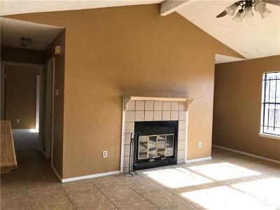 Austin Single Family Home Pending - Taking Backups: 4708 Cypress Bnd