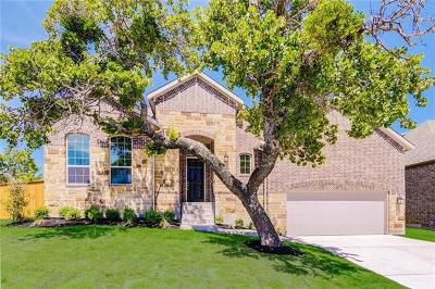 Leander Single Family Home For Sale: 701 Santa Catalina Way