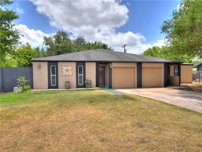 Round Rock Multi Family Home For Sale: 401 W Bowman Dr N