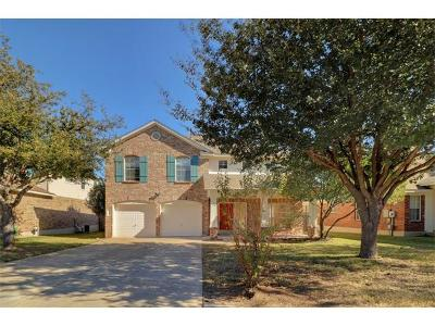Cedar Park Single Family Home For Sale: 2308 Drue Ln