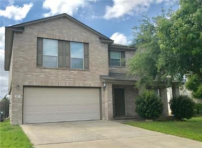 Hutto Rental For Rent: 108 Baldwin St