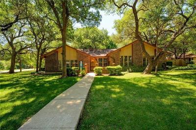Austin Single Family Home For Sale: 9101 Barryknoll St