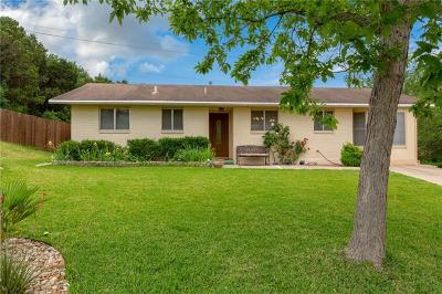 Austin Single Family Home For Sale: 8208 Kellog Ct