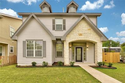 Austin Single Family Home For Sale: 5401 Evans Ave
