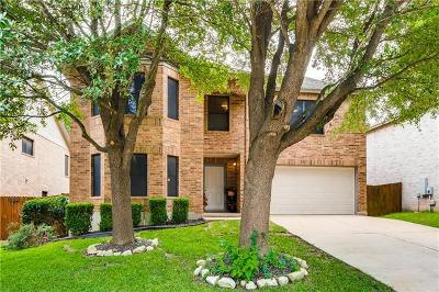 Travis County Single Family Home For Sale: 2321 Riker Ridge Trl