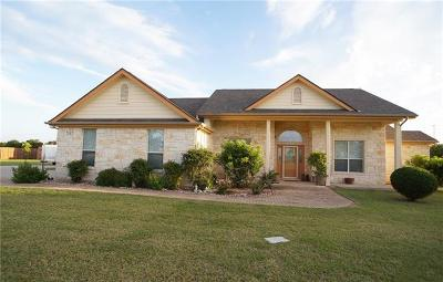 Bastrop County Single Family Home Pending - Taking Backups: 323 Brown Rd