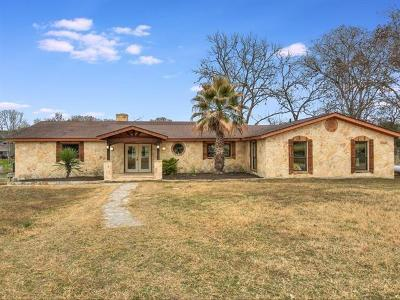 Wimberley Single Family Home For Sale: 2411 Spoke Hollow Ln