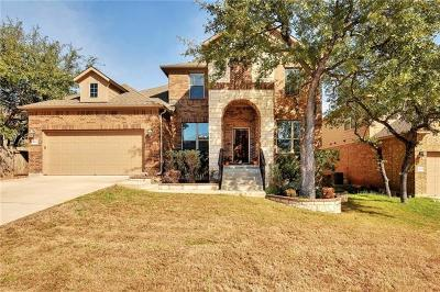 Cedar Park Single Family Home For Sale: 4503 Zacharys Run