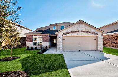 Manor Single Family Home For Sale: 20000 Hubert R. Humphrey Rd
