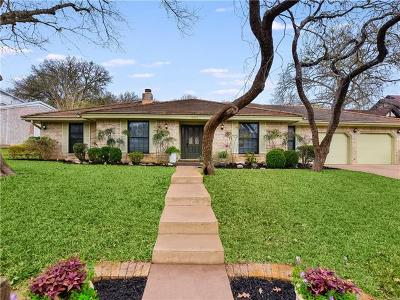 Austin Single Family Home For Sale: 10206 La Costa Dr