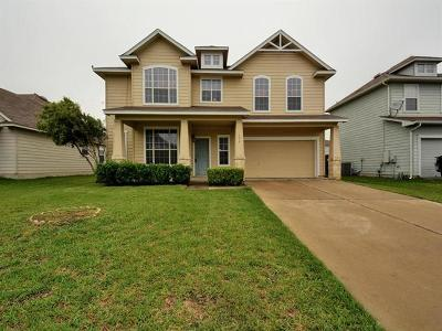 Hutto Rental For Rent: 124 Holmstrom St