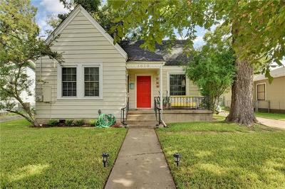 Austin Single Family Home For Sale: 1010 E 38th St
