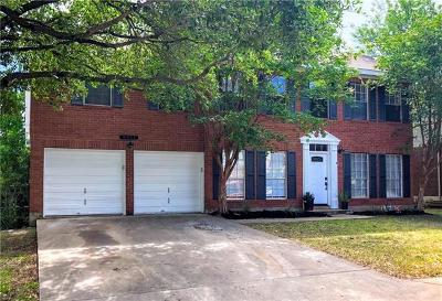 Single Family Home For Sale: 8411 Cambria Dr