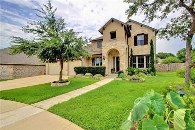 Round Rock Single Family Home Pending - Taking Backups: 3007 Helada Ct