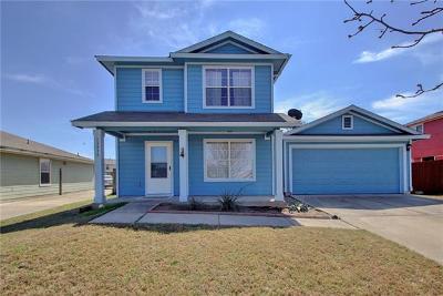 Manor Single Family Home Pending - Taking Backups: 13916 Briarcreek Loop