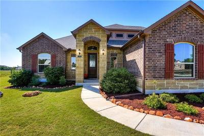 New Braunfels Single Family Home For Sale: 2268 Granada Hls