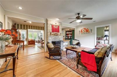 Travis County Single Family Home For Sale: 811 E 45th St