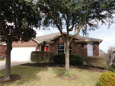 Round Rock Rental Active Contingent: 4503 Western Lake Dr