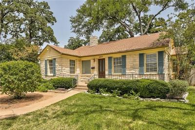 Austin TX Single Family Home Coming Soon: $489,000