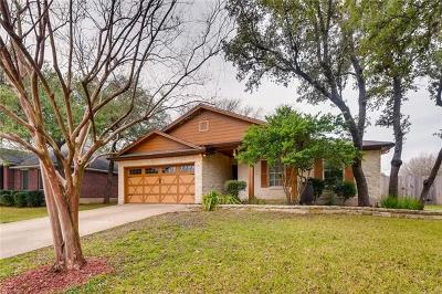 Austin Single Family Home For Sale: 8608 Ganttcrest Dr