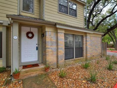 Hays County, Travis County, Williamson County Condo/Townhouse Pending - Taking Backups: 11301 Jollyville Rd #I1