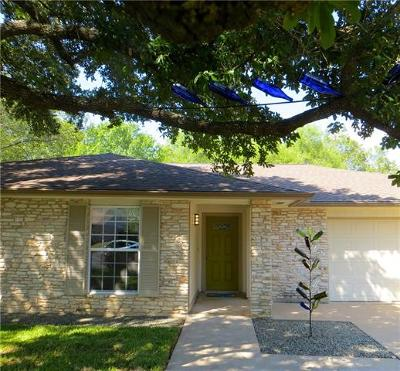 Austin Single Family Home For Sale: 12400 Willow Wild Dr