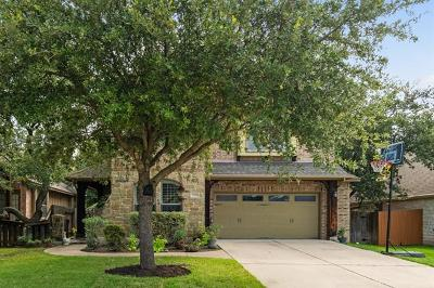 Travis County, Williamson County Single Family Home For Sale: 3331 Pine Needle Cir