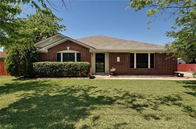 Buda Single Family Home Pending - Taking Backups: 319 Appleton Ct