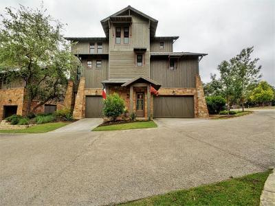 The Reserve At Lake Travis Single Family Home For Sale: 2217 Seabiscuit Cv #101