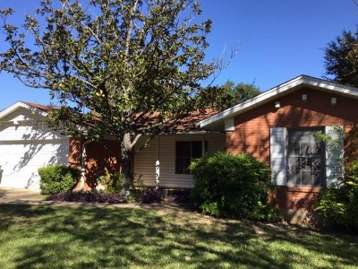 Austin Single Family Home For Sale: 1902 Vallejo St