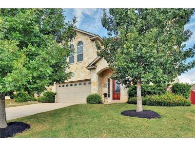 Cedar Park TX Single Family Home For Sale: $307,000