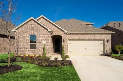 Leander Single Family Home For Sale: 621 Mistflower Springs Dr