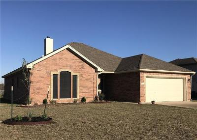 Lampasas Single Family Home For Sale: 35 Samac Ln