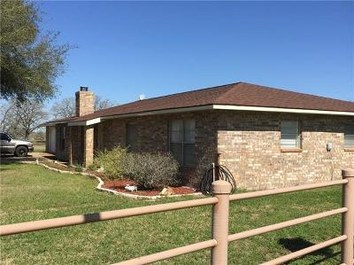 Giddings Single Family Home For Sale: 1301 County Road 116