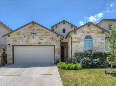 Austin Single Family Home For Sale: 7107 Puzzle Path