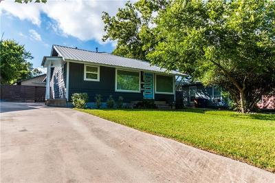 Travis County Single Family Home For Sale: 5509 Link #A&B